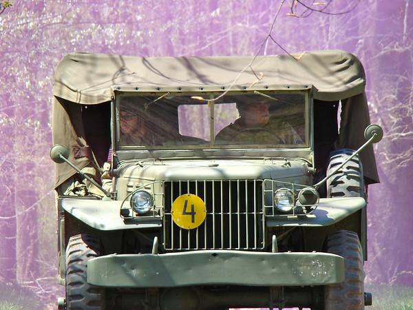 WWII Weekend at Graeme Park April 21, 2013