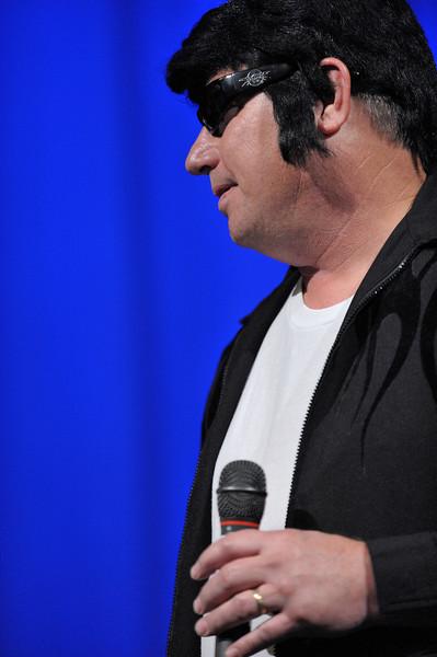 Way, Way, Way Off Broadway 2010: Presenter Joe Moye