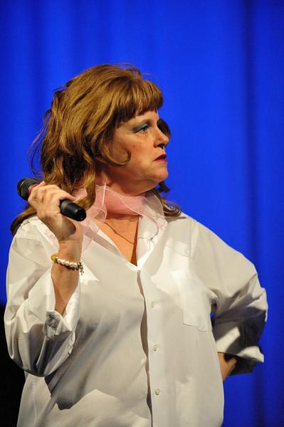 Way, Way, Way Off Broadway 2010: Presenter Gail Carter
