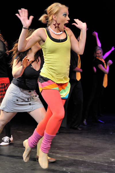 Way, Way, Way Off Broadway 2010: Opening Number