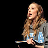 """Way, Way, Way Off Broadway 2010: Heather Chavez performs """"Everything I Know"""" from In the Heights"""