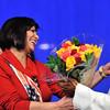 """DSC_8610 Linda Plummer receives the """"Don"""" Award"""