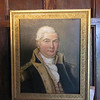Major Gen. Ebenezer Mead, born in Greenwich CT in 1748, in command of Connecticut Militia.  Brother of Enoch Mead.  This portrait hangs in the Mead Memorial Chapel Hall.