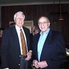 former WLC presidents, Bob Theurkauf (2001-2003) and Al DelBello (2003-2005)