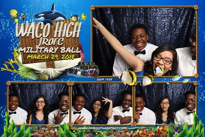 Waco JROTC Military Ball  |  03-29-2018
