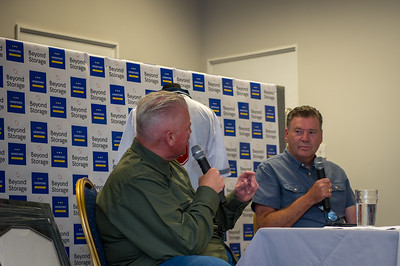 An evening with Chris Waddle hosted By Hereford Legends Nights at Edgar Street, Hereford on 13 August 2021.