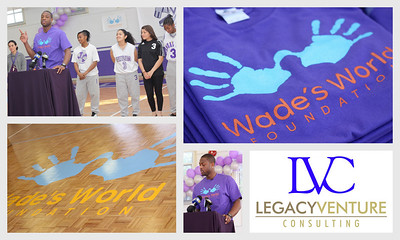 Legacy Venture & Wade's World Team Up