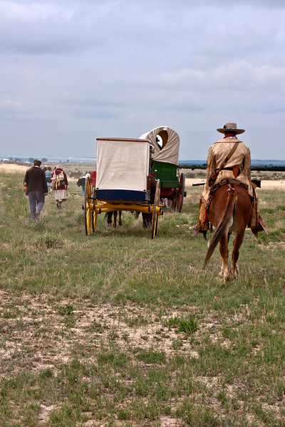 The Journey on Santa Fe Trail -5