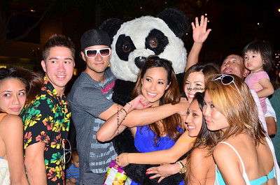 Panda and friends Hoolaulea 0911 541