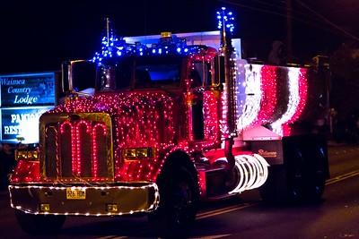 Waimea Christmas Parade 2011