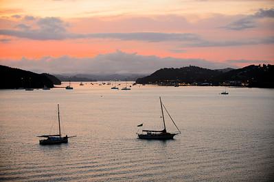 Sunrise, Waitangi 2021