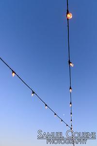 Lights at Bayside Bowl