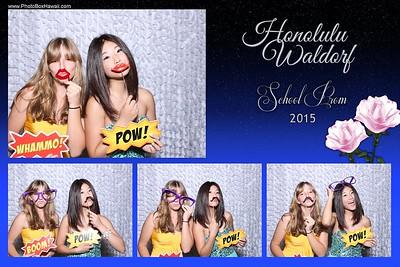 Waldorf School Prom