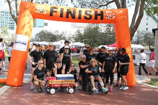 2014 Walk MS Fort Lauderdale