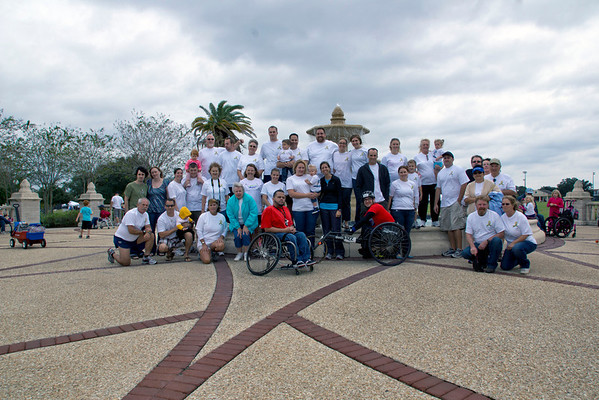 Walk-N-Roll For Spina Bifida October 27th, 2012