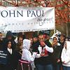 John Paul the Great Catholic University sudents