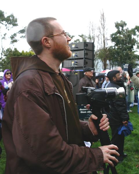 More Friar Cam: EWTN interview