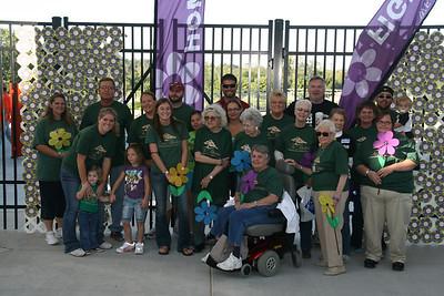 Walk to End Alzheimer's, September 2012