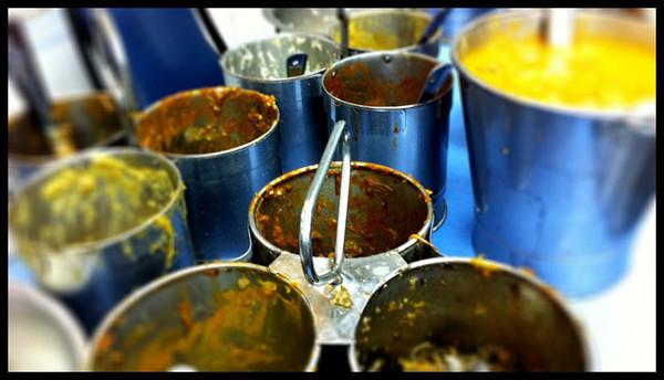 Lunch at Kader