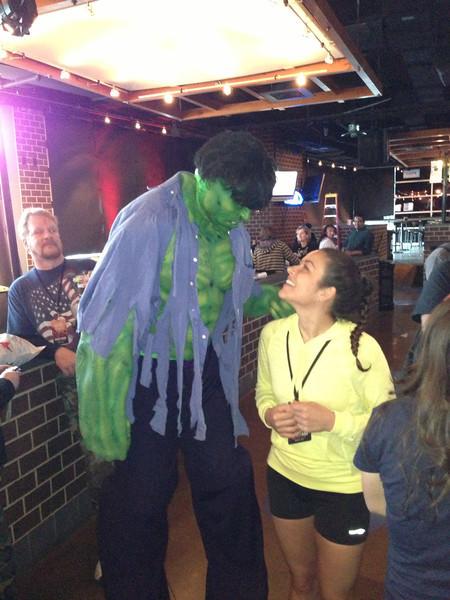 Arrrrgh!  Hulk want phone number!