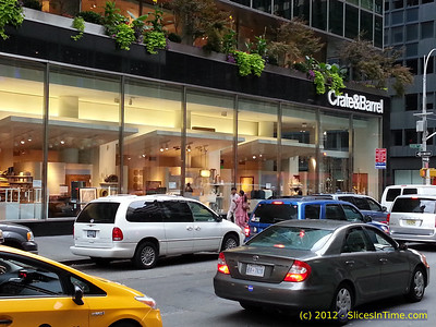 Crate & Barrel - 59th & Madison Ave