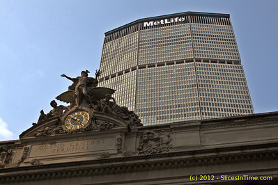 Grand Central Terminal - Park Ave at E 42nd St, New York, NY