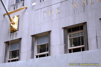Waldorf Astoria Hotel, Park Avenue, New York, NY