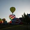 Walla Walla balloon festival 2009.