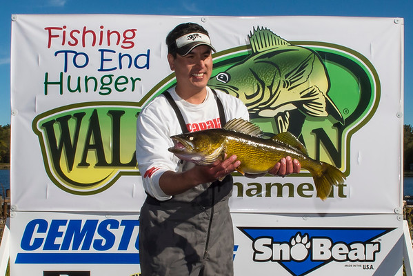 Walleye Dan's Kids Against Hunger Tourney