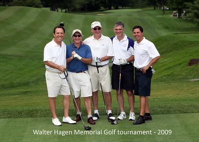 Walter Hagen Memorial Golf Tournament