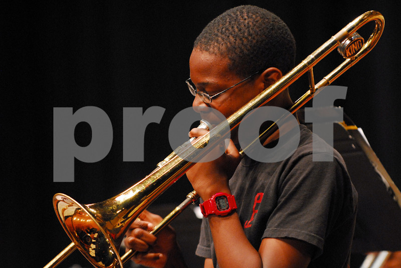 Pershing MS Jazz Ensemble