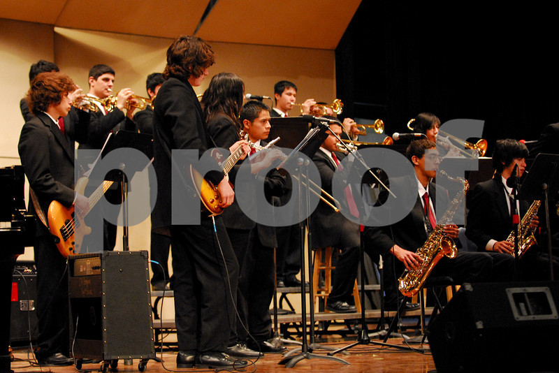 Reagan HS Jazz Ensemble