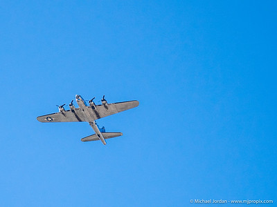 Warbirds - 75th anniversary of end of World War II