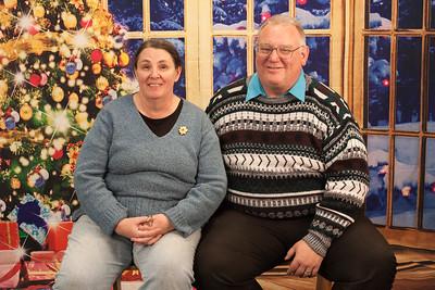 ward christmas party 2013