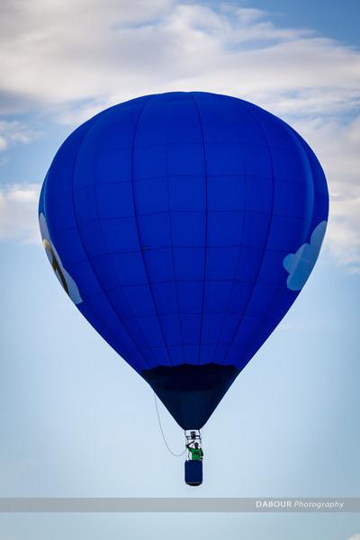 Warren County Farmers Fair Balloon Festival 2012 - Sunday Evening July 29, 2012