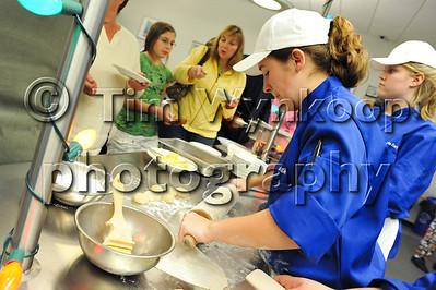 Warren County Technical School, Culinary Student Presentation