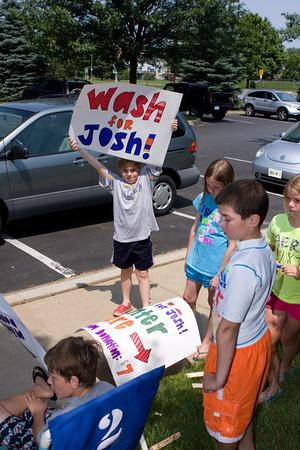 Wash For Josh
