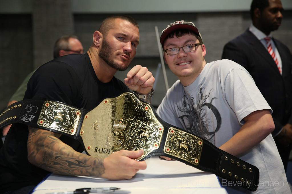 WWE Superstar Randy Orton