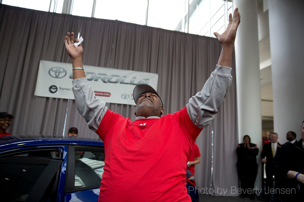 """2014 Toyota """"Hands On Contest"""""""