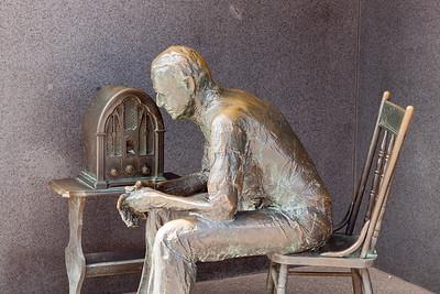 Roosevelt Memorial - Radio Talks