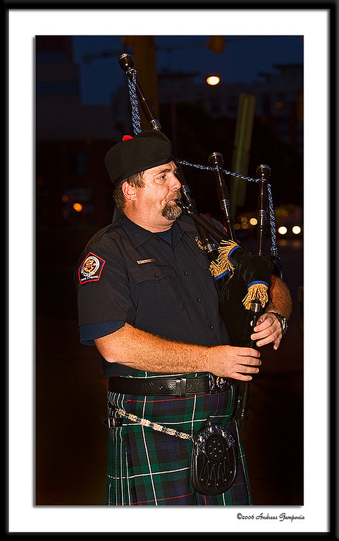 Washington Regional Police Pipe Band Fund Raiser