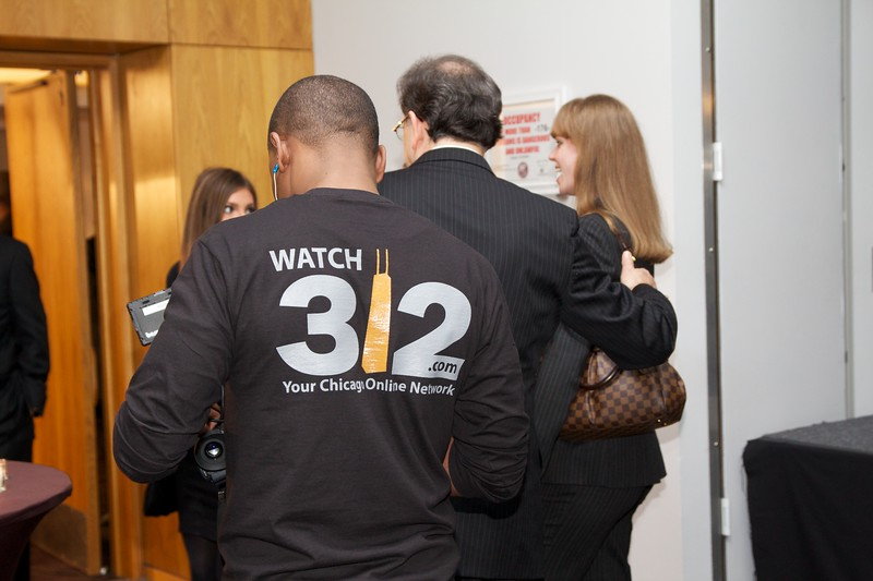 Watch 312 Launch Party