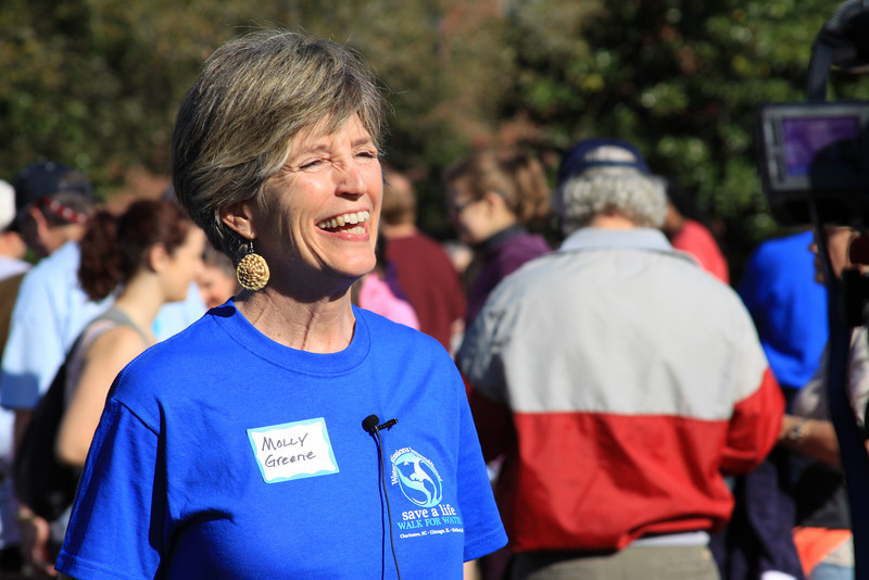 Walk for Water, Water Missions International, 2010, Joan Perry