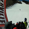 Skier does second run followed by Freddie Schneider doing his second go of it.