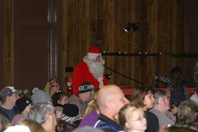 Watkins Santa Day 2012