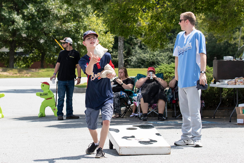 Miracle League and Way of Life Community Church