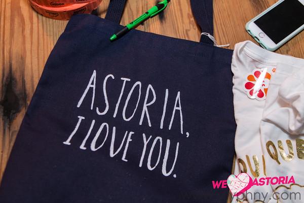 We Heart Astoria's Surprise Event