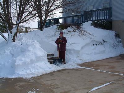 Feb 2003: Big Snows