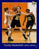 16x20 Varsity Basketball Girls 2011-2012