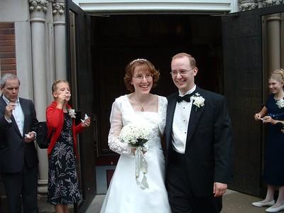 Wedding - Annette & Travis